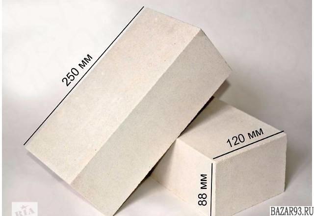 размеры белого силикатного кирпича полуторного