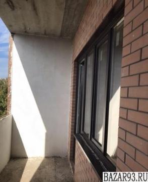 Продам квартиру в новостройке 2-к квартира 47. 1 м² на 2 этаже 3-этажного кирпич