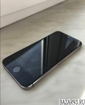 iPhone 5s чёрный 16gb в отличном состоянии